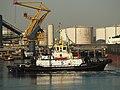Multratug 5 (tugboat, 2004) IMO 9350161, Calandkanaal pic7.JPG
