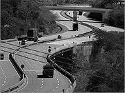 The Mumbai-Pune Expressway is a large infrastructure project taken up by the Indian government