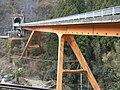 Munekawano Bridge and Nishino tunnel north01.JPG