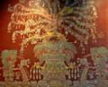 Mural en Tepantitla - Museo Nacional de Antropología - Sala 4 - Teotihuacan.png