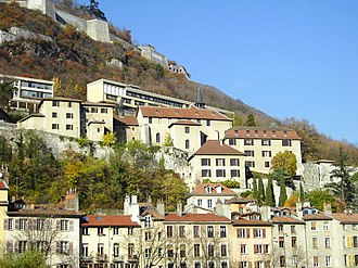 Musée dauphinois - Image: Musée Dauphinois à Grenoble