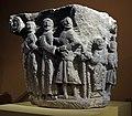 Musée de Cluny Naissance de la sculpture gothique Chapiteau Trois saints Abbatiale Saint-Denis 05012019 1.jpg