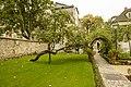 Musée de Montmartre, Garden 2012-10-09.jpg