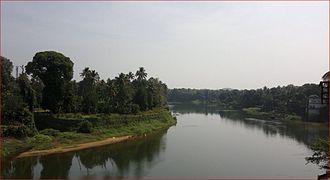 Muvattupuzha - Muvattupuzha River