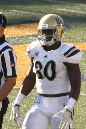 Myles Jack - Jack with UCLA in 2014