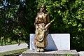 Mylianovychi Turiiskyi Volynska-monument to the countryman-details-2.jpg