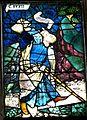 Nürnberg Lorenzkirche - Rieter-Fenster 5 Moses zerschlägt die Gesetzestafeln.jpg
