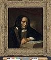 N. Maes - Oude vrouw in de bijbel lezend - NK1625 - Cultural Heritage Agency of the Netherlands Art Collection.jpg