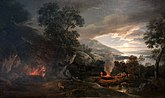 N.d. Claude Joseph Vernet--1714-1789--Cain And Abel Bringing Their Sacrifices--Crocker Art Museum--Sacramento.jpg