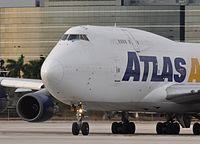 N429MC - B744 - Atlas Air