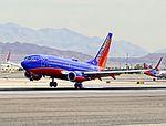 N7704B Southwest Airlines Boeing 737-7BD(WL) - cn 33918 - ln 1572 (9538373395).jpg