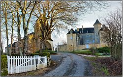 NADAILLAC-DE-ROUGE (Lot) - Église et château.jpg