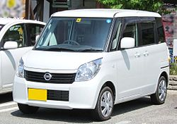 Nissan Roox G