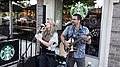 NXStage Music performs in Summit, New Jersey near the Starbucks.jpg