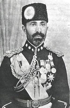 Mohammed Nadir Shah - Image: Nadir Khan of Afghanistan
