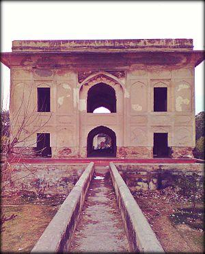 Tomb of Nadira Begum - Image: Nadira Begum Tomb
