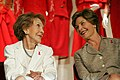 Nancy Reagan and Laura Bush.jpg