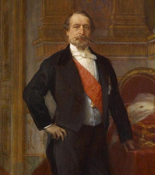 Napoleón III, 1865