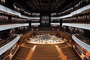 National Forum of Music - Main auditorium