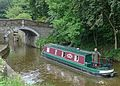 Narrowboat Quince at Gargrave (28468827525).jpg