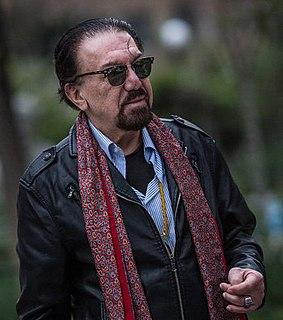 Naser Cheshmazar Iranian Composer , Musician and Artist