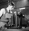 National Physical Laboratory- Science and Technology in Wartime, Teddington, Middlesex, England, UK, 1944 D23228.jpg