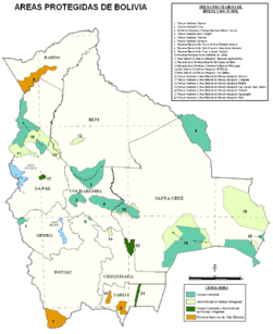 Atlas Of Bolivia Wikimedia Commons - Map of bolivia