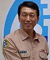 Navy (ROCN) Vice Admiral Lee Hsi-ming 海軍中將李喜明 (201305021638222 萬安36號演習圓滿順利 獲高度肯定).jpg