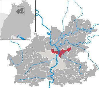 Neckarsulm in HN