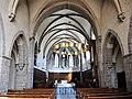 Nef de l'église de l'abbaye de la Grâce-Dieu.jpg