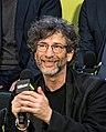 Neil Gaiman - Good Omens panel, October 2018.jpg