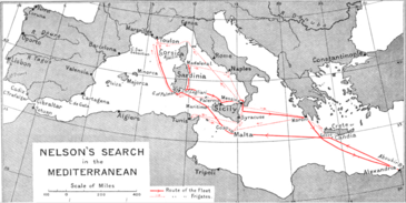 Nelson's Search in the Mediterranean Nelson's Search in the Mediterranean.png