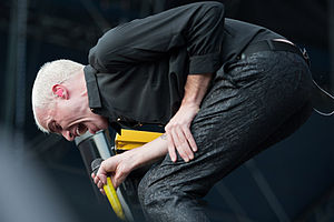 Neon Trees - Neon Trees at Music Midtown 2012