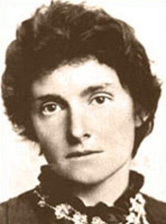 E. Nesbit - Edith Nesbit, ca. 1890
