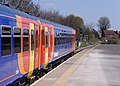 Netherfield railway station MMB 14 153379 153355.jpg