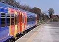 Netherfield railway station MMB 14 153379 153355.jpg