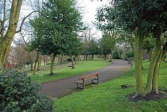 Netherton, West Midlands - Netherton Park