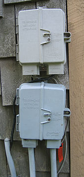two network interface devices