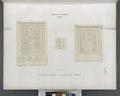 Neues Reich. (Dyn. XVII.) a. b. Felsentafeln von Maâsara; c. aus den Alabasterbrüchen von El Bosra (NYPL b14291191-38170).tiff