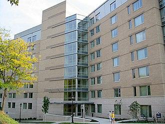 K. Leroy Irvis - K. Leroy Irvis Hall at the University of Pittsburgh.