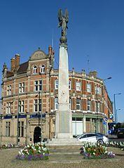 New Barnet (East Barnet Valley) War Memorial