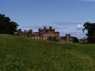 Hawarden Castle (18th century) - New Hawarden Castle 2006