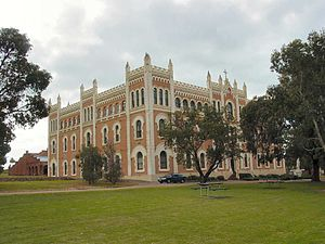 New Norcia, Western Australia - St Ildephonsus' Boys' School