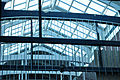 New glass roof in Kelvin Hall, Glasgow.JPG