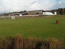 New school from the shinty pitch - geograph.org.uk - 305241.jpg