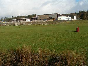 Kilmory Camanachd -  Kilmory Shinty Pitch