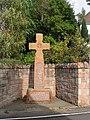 Newstead war memorial - geograph.org.uk - 578358.jpg