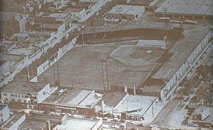 Minneapolis Millers - Nicollet Park, home of the Minneapolis Millers