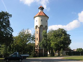 Niemegk13 Water tower.JPG