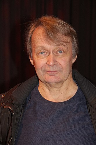Nils Gaup - Nils Gaup at the Gothenburg Film Festival in 2017